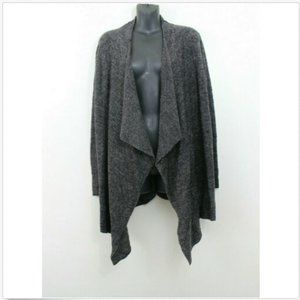 Barefoot Dreams  Open Front Draped Cardigan